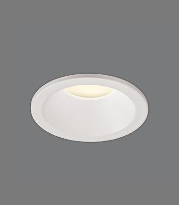 Aro empotrable NORK GU10 Blanco IP64 - ACB