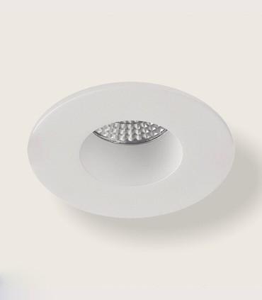 Foco empotrable LOU GU10 Blanco - ACB