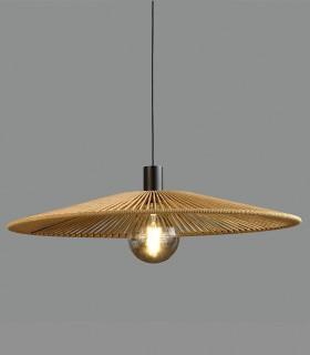 Lámpara colgante PAMELA arena Ø70cm - ACB