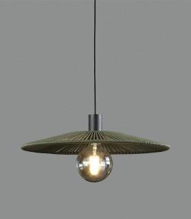 Lámpara colgante PAMELA alga Ø50cm - ACB