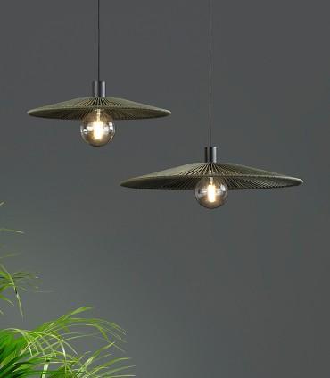 Combinación de lamparas Pamela Alga - ACB