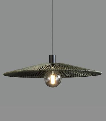 Lámpara colgante PAMELA alga Ø70cm - ACB