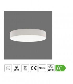 Características de plafones de techo ISIA LED blancos de ACB