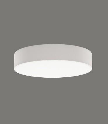 ISIA plafón de techo LED blanco Ø40cm ACB