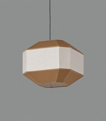 Lámpara de pantalla BAUHAUS arena Ø45cm - ACB