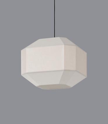 Lámpara de pantalla BAUHAUS blanco Ø45cm - ACB