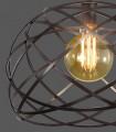 Detalle Lámpara de techo BELLONA de ACB