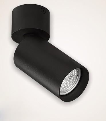 ZOOM GU10 orientable negro  - ACB