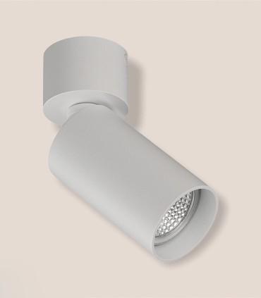 Foco blanco ZOOM GU10 orientable - ACB