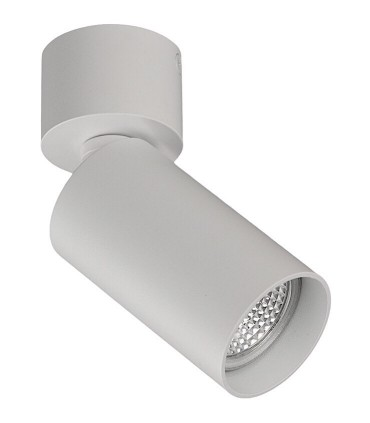 Foco blanco ZOOM GU10 orientable Ø56mm - ACB