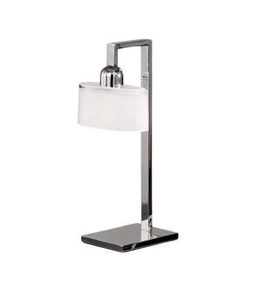 Lámpara de mesa XOLA cromo E14 - ACB