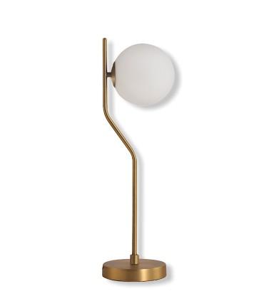 Lámpara de mesa MAUI oro - ACB