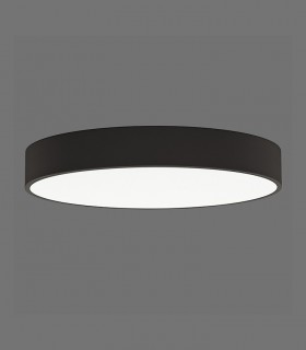 Plafón LED ISIA negro 80cm - ACB