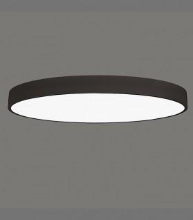 Plafón LED ISIA negro 100cm - ACB