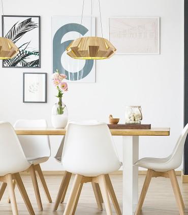Imagen de ambiente con lámparas Palmera LED