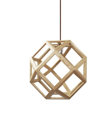 Lámpara de techo de forma geométrica ROMERO