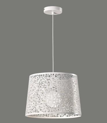 Lámpara colgante INARI Blanco Ø35cm - ACB