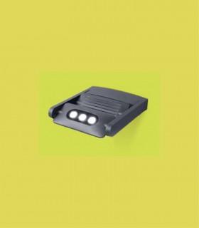 Aplique Exterior Spot doble 18w 1.210lm orientable.