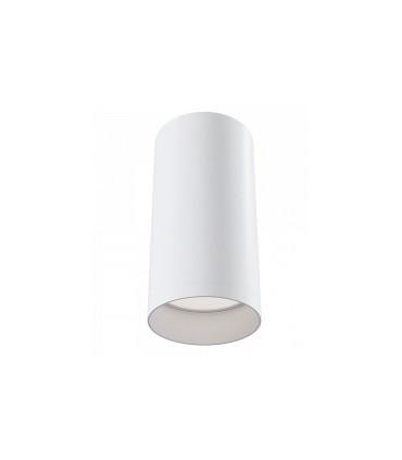 Foco superficie redondo fijo blanco Ø60X13mm GU10 C010CL