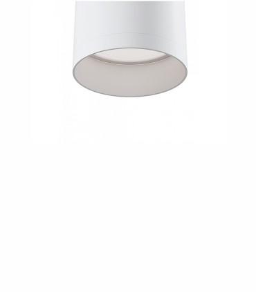 Detalle Foco superficie redondo fijo blanco Ø60X13mm GU10 C010CL