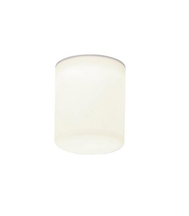 Foco superficie GLACIAR Blanco pequeño 9W Ø8.5X10cm - Mantra