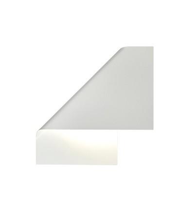 Aplique de pared Luppi  Blanco 7693 GX53 LED - Mantra