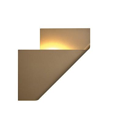 Aplique de pared Luppi arena 7695 GX53 LED - Mantra