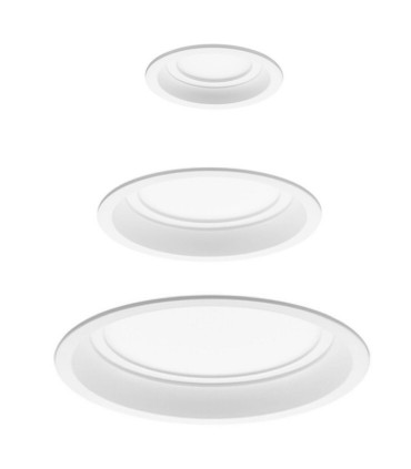 Downlights LED Confort Technical Indoor PROFESIONAL 8W, 15W, 25W - 506