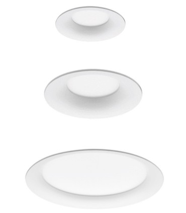Downlights LED Confort Technical IP44 PRO 8W, 15W, 22W - 551