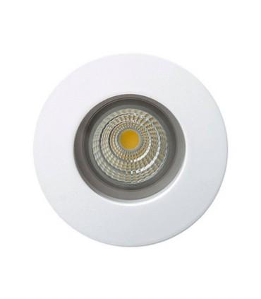 Aro Empotrable Estanco IP65 Redondo GU10 blanco - 107D