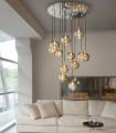 Lámpara de techo OH LA LA! Redonda Esferas L14555/12 - Renzo Del Ventisette