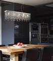 Lámpara Giada Transparente SP7 098739 Ideal Lux