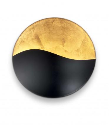 Aplique SUNRISE G9 Grande Negro-oro - IDEAL LUX