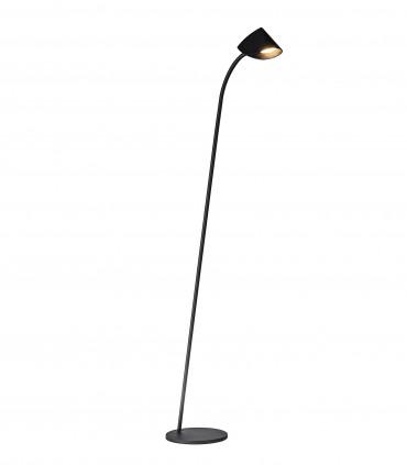 Lámpara de pie Capuccina 7585 8.5W 129cm negro - Mantra