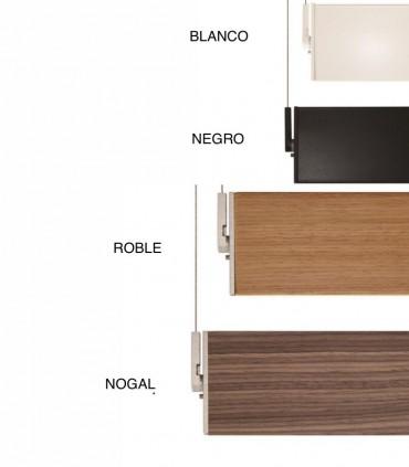 Colores Lámpara colgante MANOLO lineal 100cm, 120cm - Ole By FM