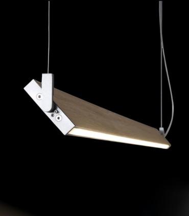 Lámpara colgante MANOLO Lineal 100cm, 120cm - Ole By FM