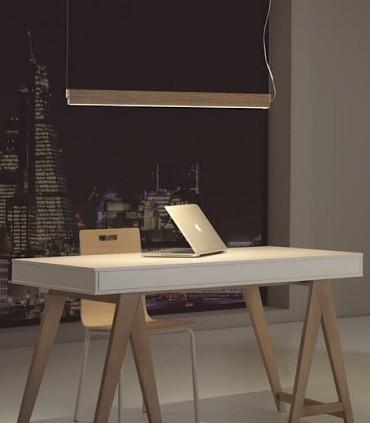 Lámpara colgante MANOLO LED Lineal 100cm, 120cm - Ole By FM