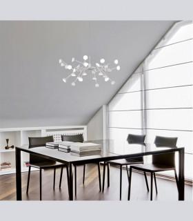 Lámpara ADN blanco led 100w - Mantra, 6260, Imagen de ambiente