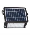 Proyector solar 10w 1080lm IP65 C/sensor de movimiento