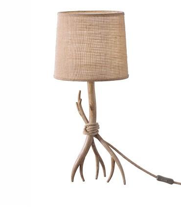 Lámpara sobremesa 1luz Sabina Mantra, 6181