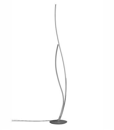 Lámpara de pie Corinto LED 30w regulable de Mantra, 6108