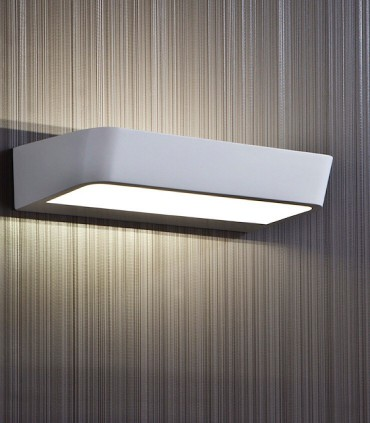 Aplique led MEGAN blanco, 860953 de Schuller.