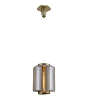 Lámpara colgante Jarras mediana 30cm bronce de Mantra, 6195