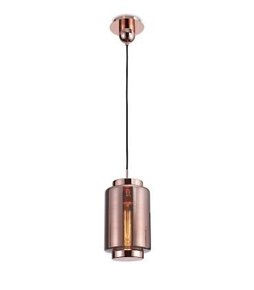 Lámpara colgante Jarras 17cm cobre de Mantra, 6199