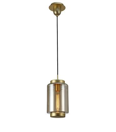 Lámpara colgante Jarras 17cm bronce  de Mantra, 6201.