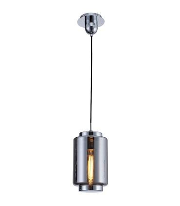 Lámpara colgante Jarras XS 17cm cromo-grafito de Mantra, 6200