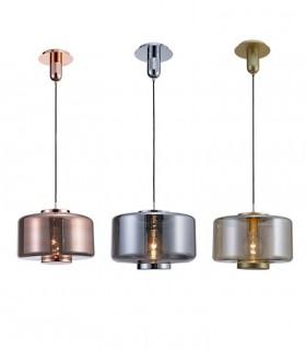 Jarras 40cm dispone de 3 colores opcionales, cobre, cromo-grafito y bronce.