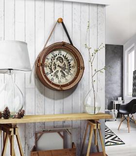 Reloj de pared CANFRANC 47cm - Schuller