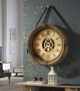 Reloj de pared BRIGHTON 76cm. - Schuller