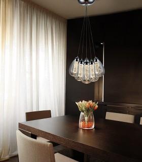 Lámpara tipo colgante modelo Taccia 394647 de Schuller iluminación.